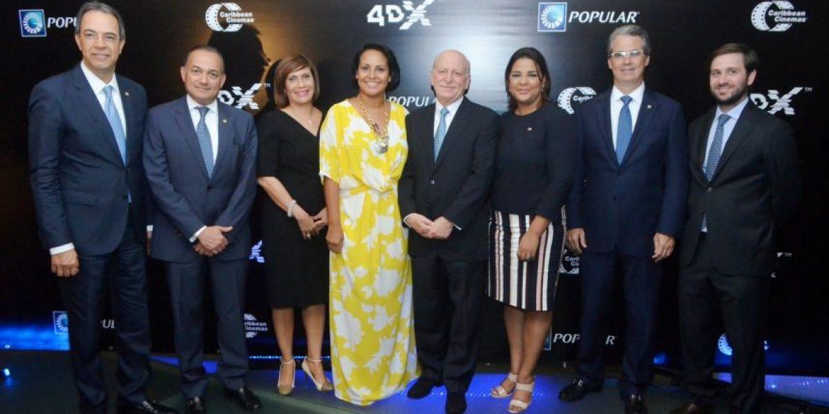 Caribbean Cinemas con nueva sala 4DX
