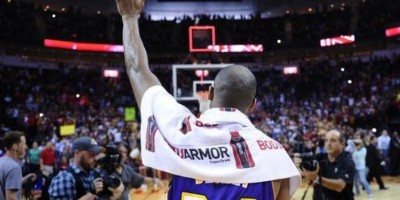 El mundo estará atento al adiós de Kobe Bryant
