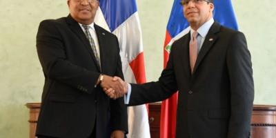 RD y Haití recuperan diálogo al más alto nivel, según cancilleres