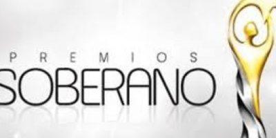 Premios Soberano 2016 ya tiene fecha: el 31 de mayo en el Teatro Nacional