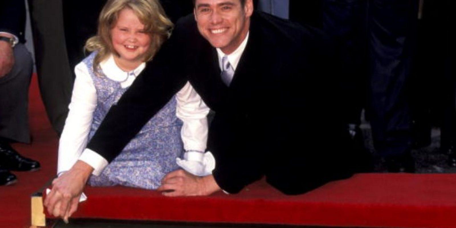 Nació en 1987. Tiene la misma edad de la fallecida exnovia del actor, Cathriona White. Foto:vía Getty Images