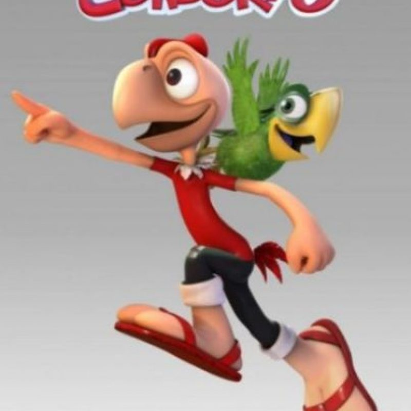 Es un personaje de historieta Foto:Pajarraco Films