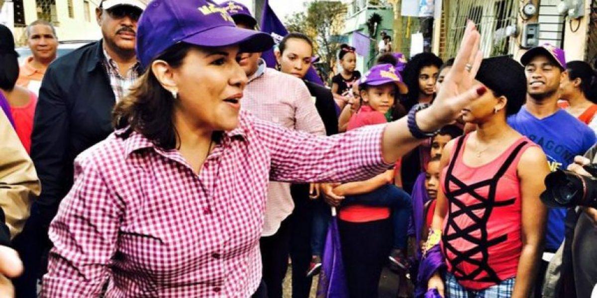 Vicepresidenta afirma lucha contra la pobreza es tarea de todos