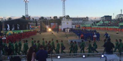 Inauguran en Moca Juegos Escolares con casi 3.000 atletas
