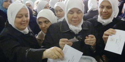 Siria celebra elecciones en guerra