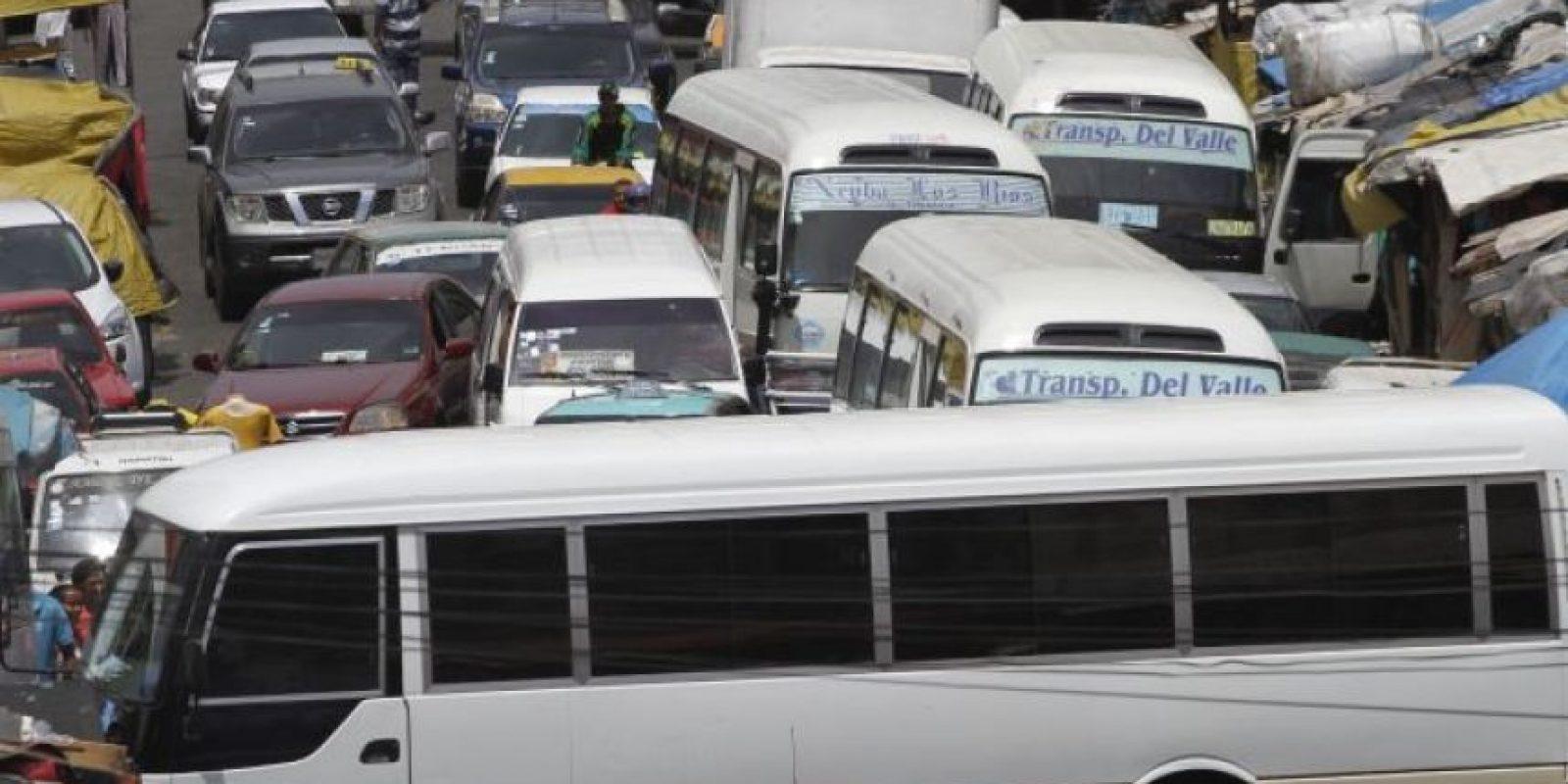 La ley de tránsito vigente está cerca de cumplir medio siglo, de acuerdo con Tobías Crespo Foto:Roberto Gúzman