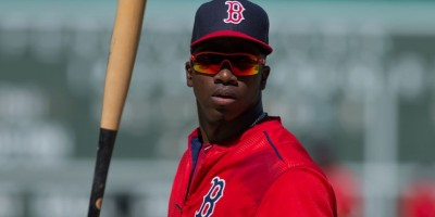 Boston baja a Rusney Castillo a Triple-A