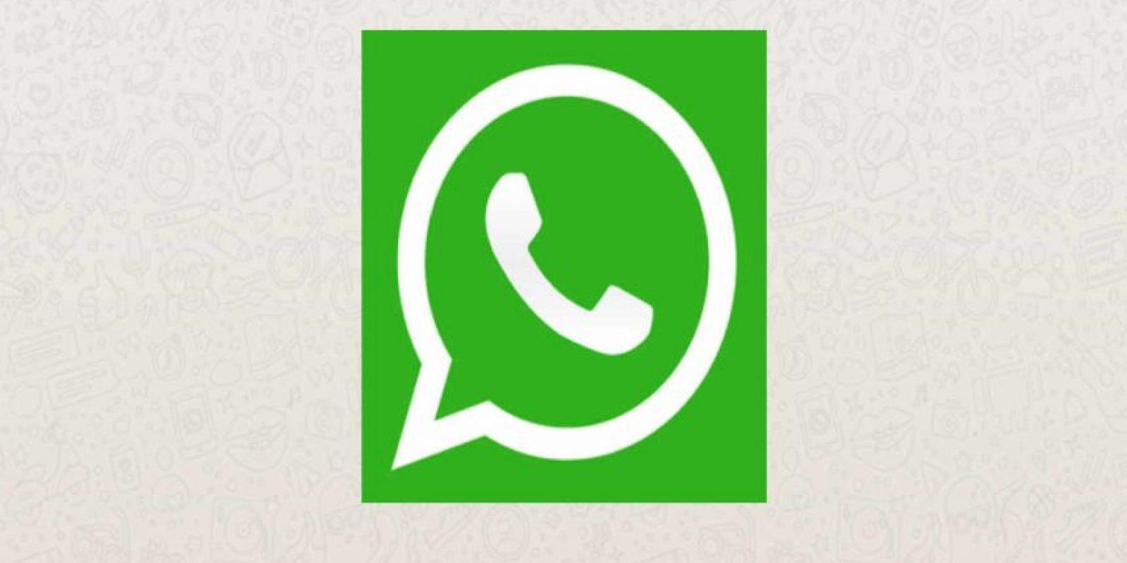 WhatsApp es una aplicación en constante renovación. Foto:WhatsApp