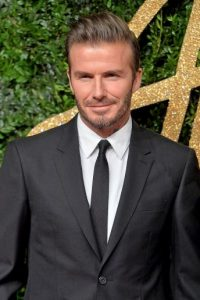 David Beckham Foto: Getty Images
