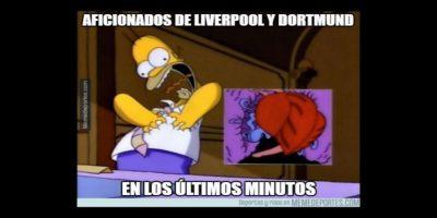 Memes: Las mejores burlas del gran triunfo de Liverpool en Europa League