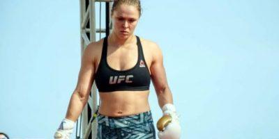 Miren las mejores imágenes de Ronda Rousey Foto:Vía instagram.com/rondarousey