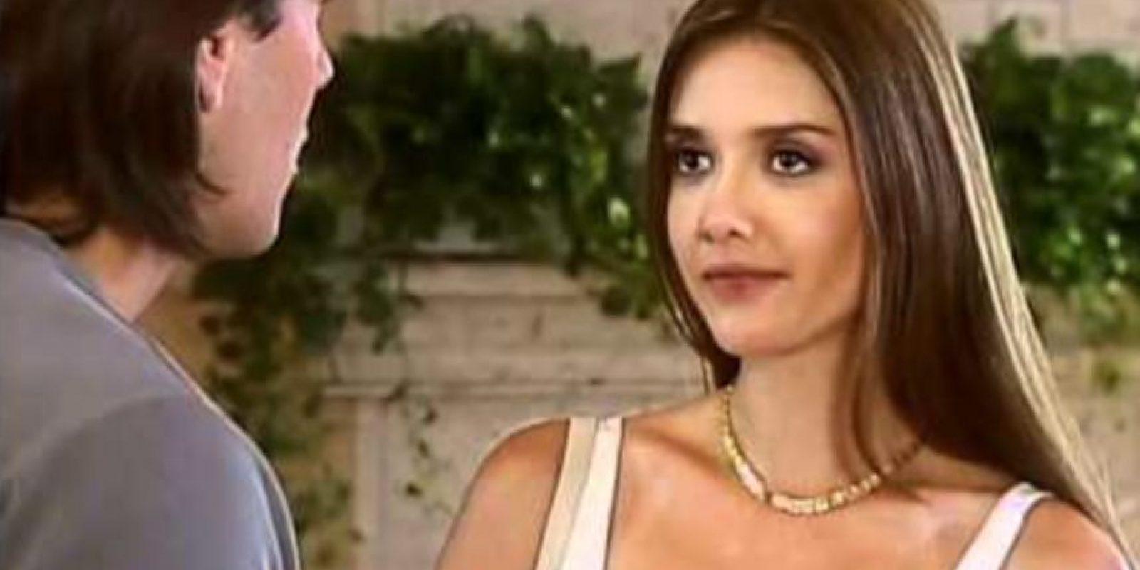 """Ella es la """"Gata Salvaje"""". Foto:vía Venevisión"""