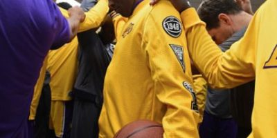 Kobe Bryant y su despedida de ensueño
