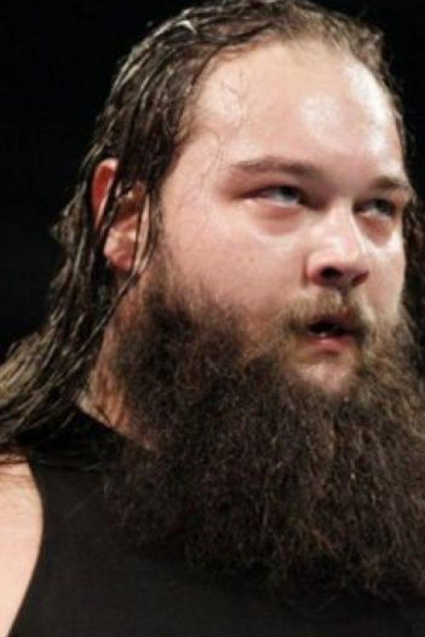 Es uno de los rudos más temidos de la WWE en la actualidad Foto:WWE
