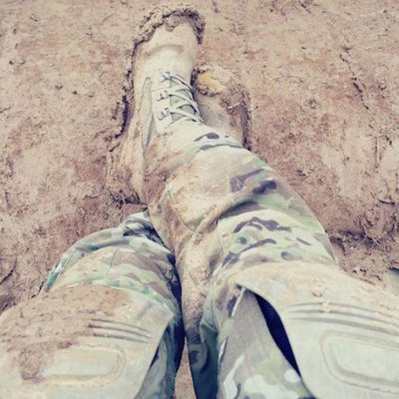 A través de Instagram comparte fotos de su día a día Foto:Instagram.com/peshmerganor
