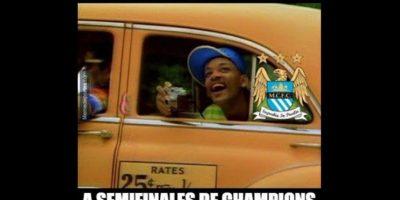 """Los """"Citizens"""" hacen su debut en semifinales. Foto:memedeportes.com"""