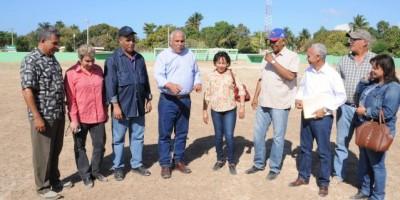 Miderec dice continúan los trabajos en favor del deporte fronterizo