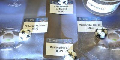 Mientas que el Atlético de Madrid se medirá ante el Bayern Munich Foto:twitter.com/ChampionsLeague/