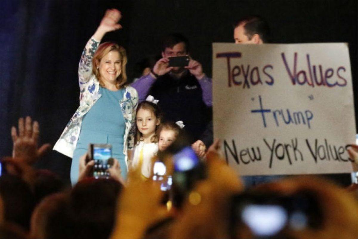 Esta casado con Heidi Suzanne Nelson, con quien tiene dos hijas. Foto:Getty Images