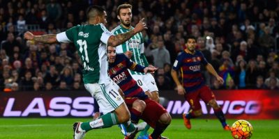 LIGA BBVA: 15 de mayo / Barcelona vs. Granada Foto:Getty Images