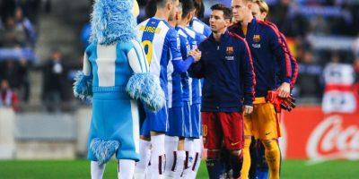 LIGA BBVA: 8 de mayo / Barcelona vs. Espanyol Foto:Getty Images