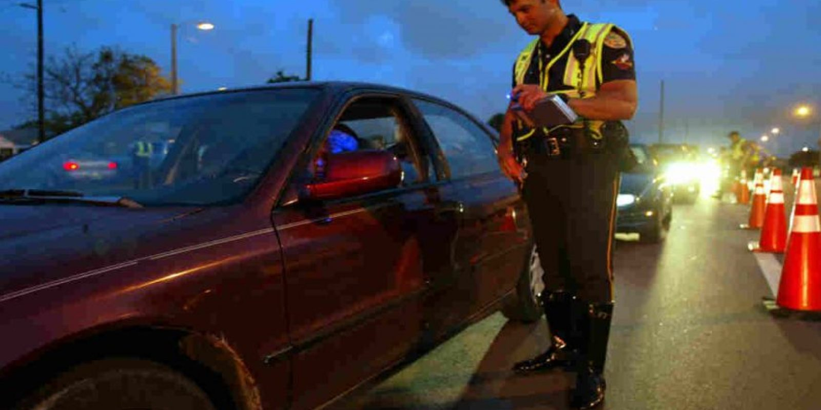 Actualmente, el uso de celular es la tercera causa de accidentes. Foto:Getty Images