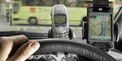 Por encima se encuentra el exceso de velocidad y conducir intoxicados. Foto:Getty Images
