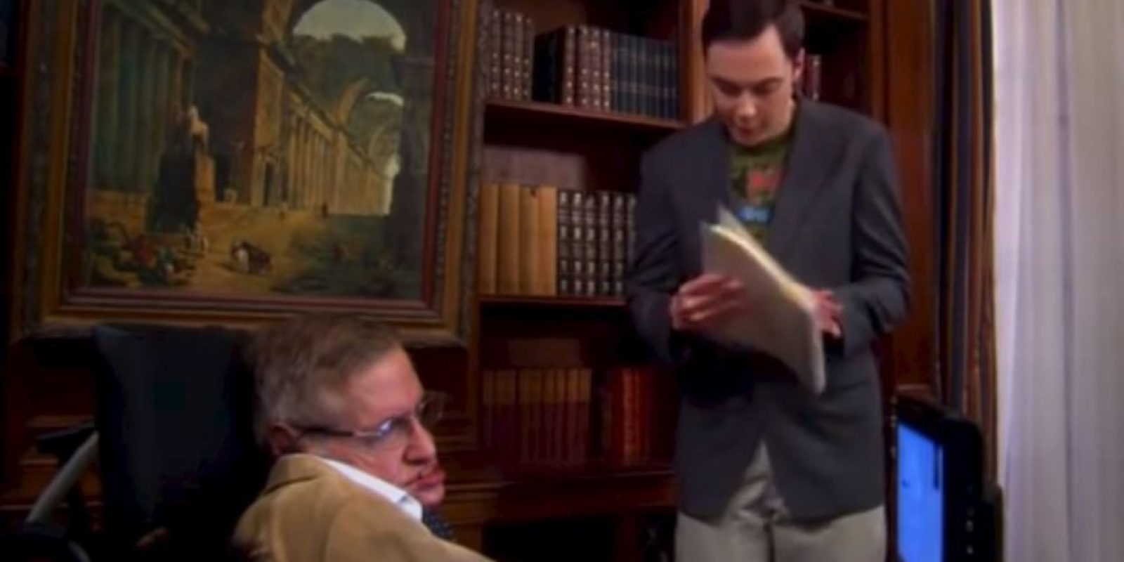 "y ""The Big Bang Theory""… Foto: CBS"