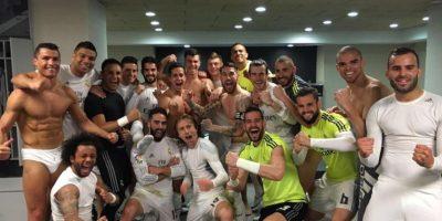 """Anotó el gol del triunfo en el """"Clásico de España"""" contra Barcelona. Foto:Vía instagram.com/Cristiano"""