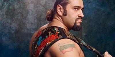 Campeonato del Mundo: Rusev Foto:WWE