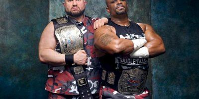 Campeonato de Parejas: The Dudley Boyz Foto:WWE