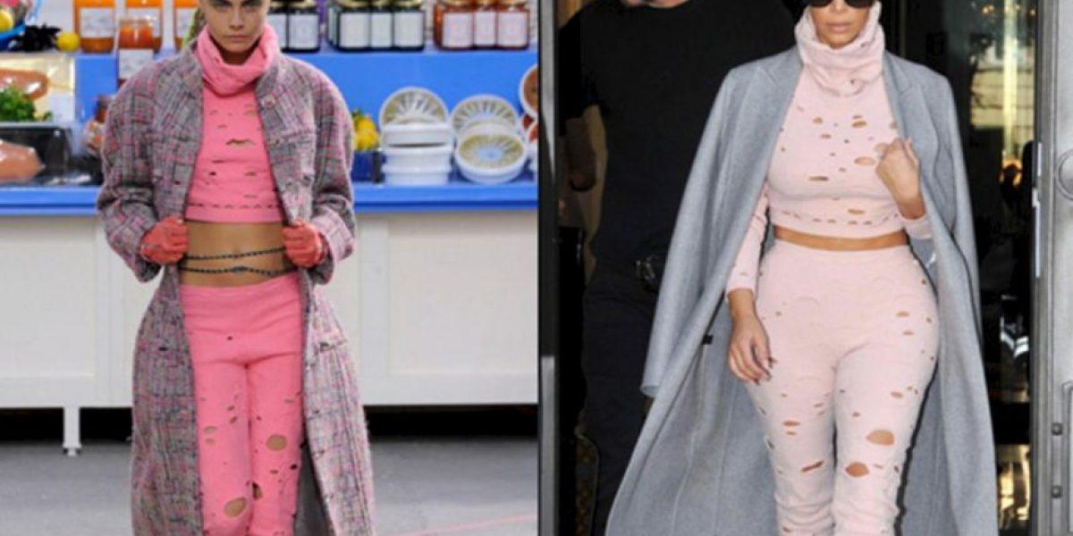 Kim Kardashian vuelve a cometer otro crimen de moda