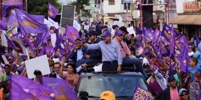 Danilo Medina inicia recorrido por el  suroeste y el noroeste