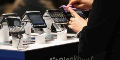Uno de los teléfonos que saldrá este año tendrá teclado físico, como los clásicos. Foto:Getty Images