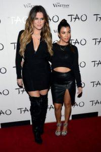 Los looks con los que Kourtney Kardashian destaca en pasarelas y eventos Foto:Getty Images