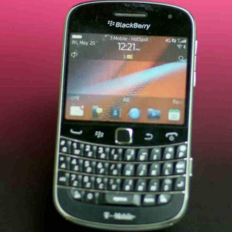 BlackBerry Messenger es la alternativa a WhatsApp dentro de esta plataforma. Foto:Getty Images