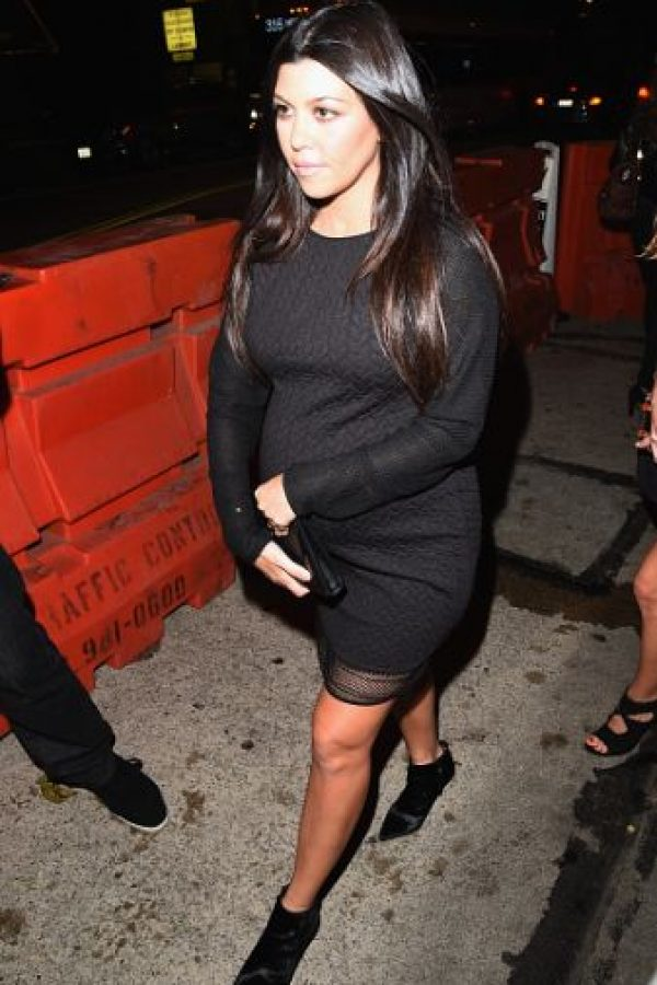 """Entre ellos """"Keeping Up with the Kardashian"""" Foto:Getty Images"""
