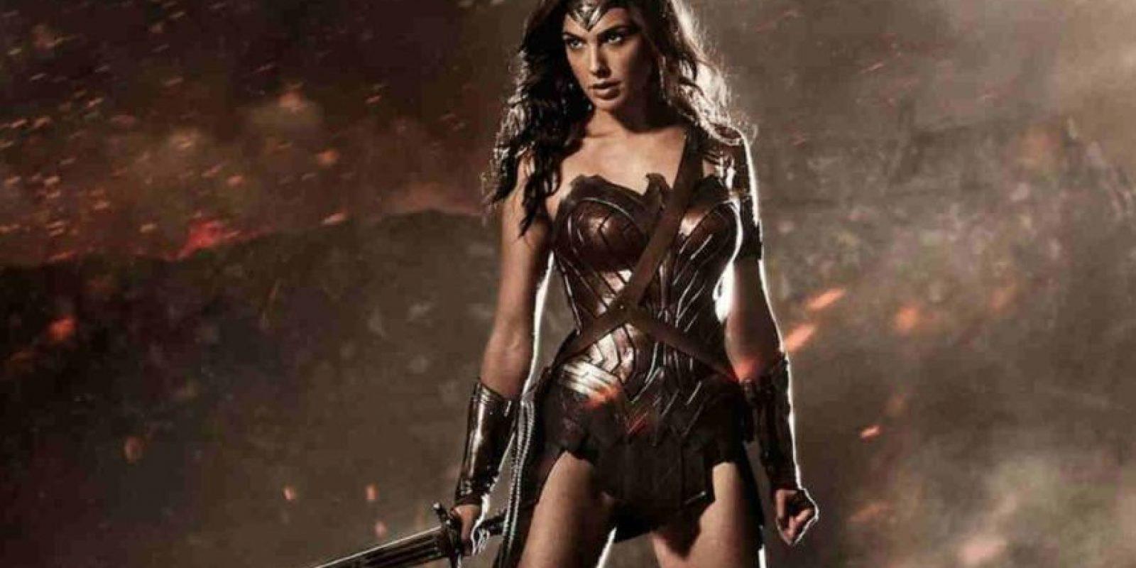 """Wonder Woman"". Junio 23, 2017. Foto:DC"