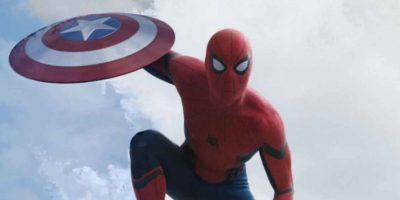 """Spiderman: Homecoming"". Julio 7, 2017. Foto:Marvel"