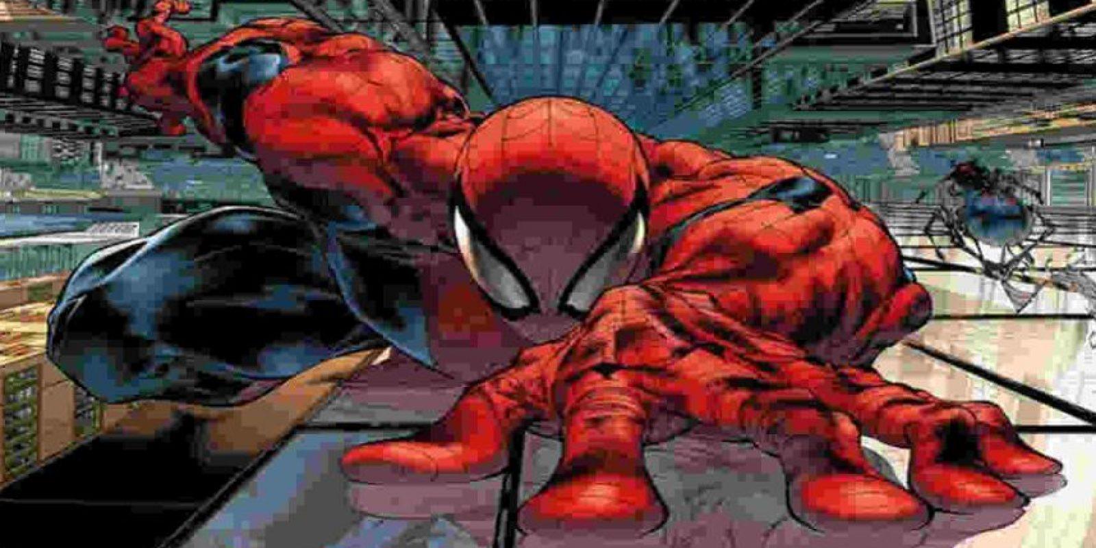 Película animada de Spiderman. Julio 20, 2018. Foto:Marvel