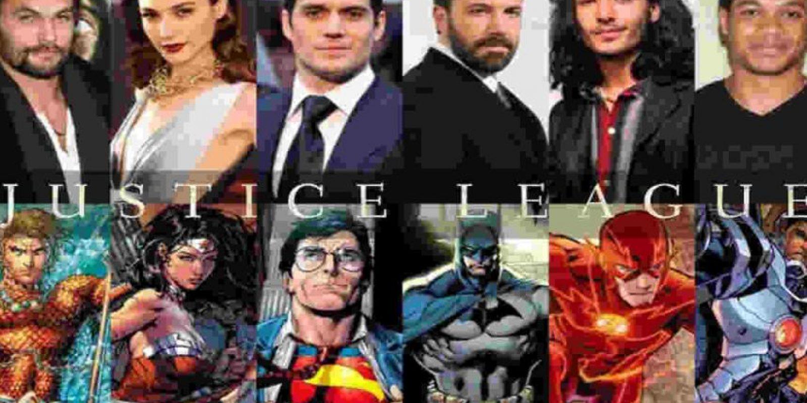 """""""Justice League Part Two"""". Junio 14, 2019. Foto:DC"""