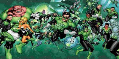"""Green Lantern Corps"". Junio 19, 2020. Foto:DC"