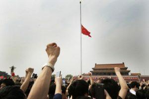 7. 12 de mayo de 2008, Sichuan, China: 69 mil 195 muertos, 374 mil 177 heridos y 18 mil 392 personas desaparecidas dejó el sismo de 7.9 grados de magnitud. Foto:Getty Images