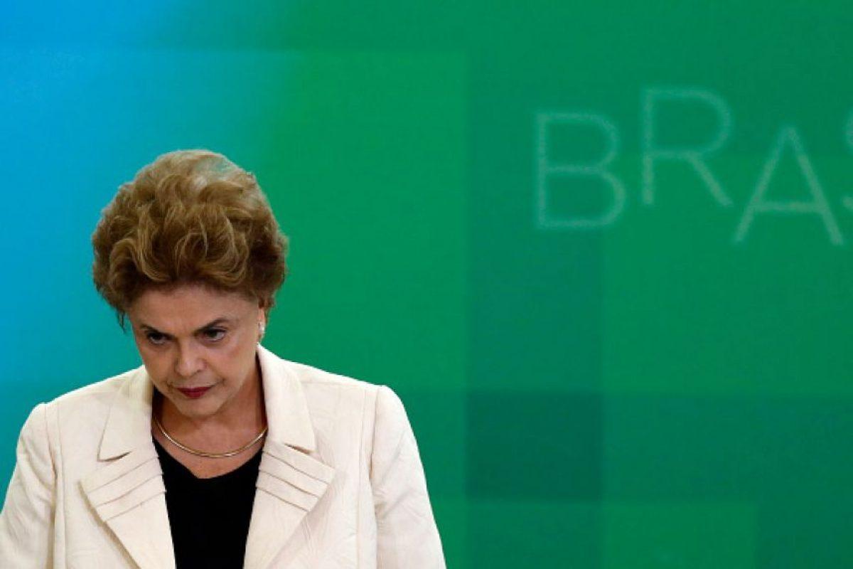 ¿De qué se acusa a Dilma Rousseff? Foto:Getty Images