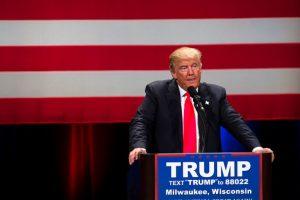 Trump anunció su campaña en medio de una serie de acusaciones en contra de los latinoamericanos Foto:Getty Images