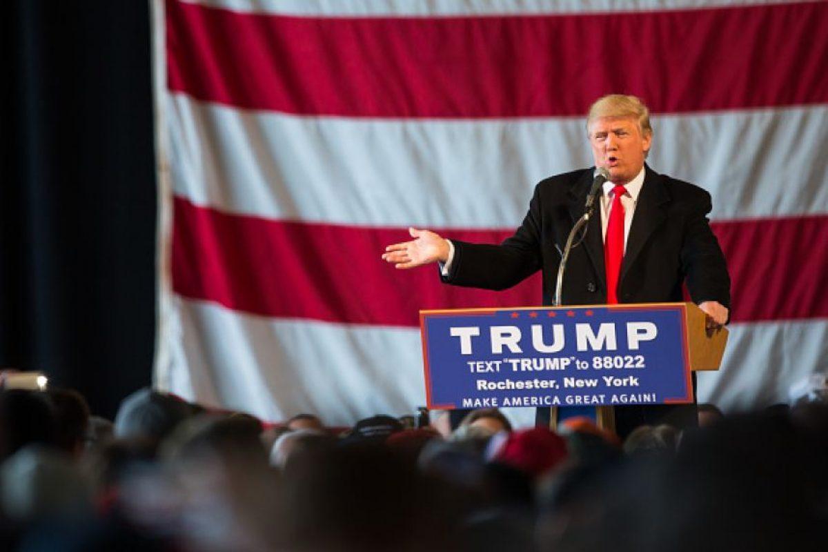 Artistas, empresas, otros estadounidenses y demás personalidades decidieron cancelar sus contratos y relaciones con Trump Foto:Getty Images