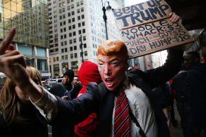 5. La máscara más popular en Halloween Foto:Getty Images