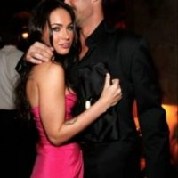 Actualmente estaban tramitando el divorcio Foto:vía Getty Images