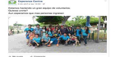 Funciona con al ayuda de voluntarios. Foto:Facebook
