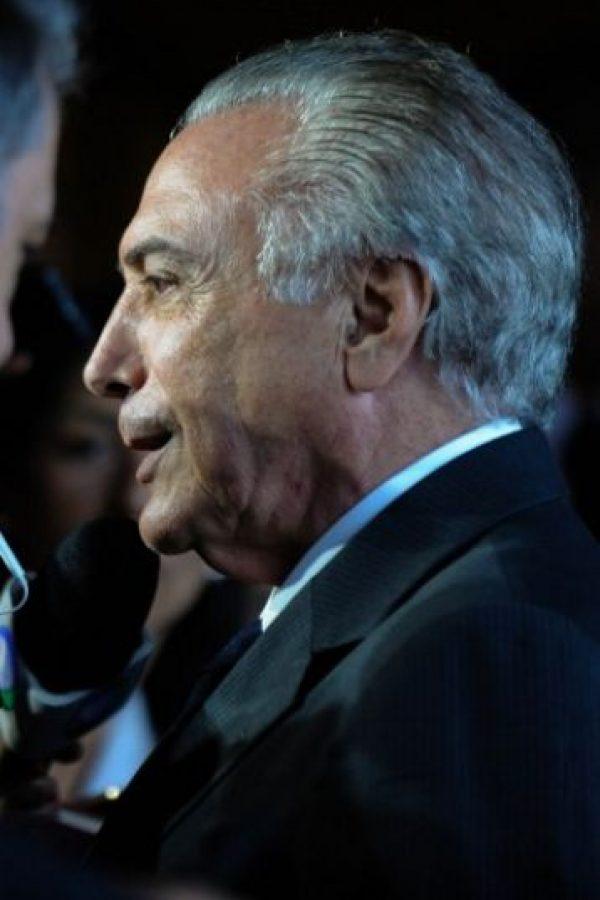 Michel Temer Foto:AFP